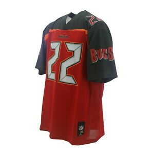 Tampa Bay Buccaneers Official NFL Apparel Kids Youth Size Doug Martin Jersey New