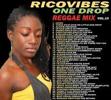 REGGAE LOVERS ROCK ONE DROP REGGAE MIX VOL 10