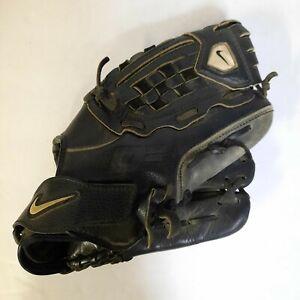 "Nike DE Diamond Elite Edge 1200 12"" Game Ready Leather Right Hand Thrower Glove"