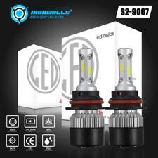 1320W CREE Hi/Lo Dual Beam 9007 HB5 LED Headlight Bulbs Conversion Kits 6000K
