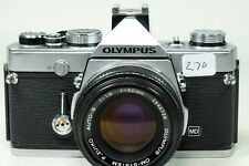 Olympus OM1N with 50mm f1.8 Zuiko PLEASE READ
