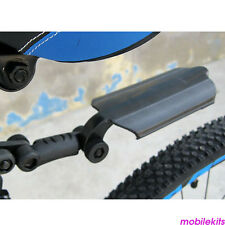 Retractable Black Mountain Bike Bicycle Front Mudguard Rear Fender Mud Guard