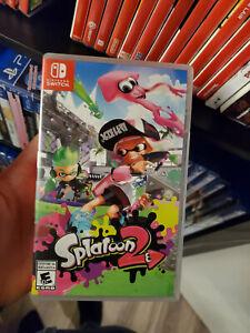 Splatoon 2 (Nintendo Switch, 2017)