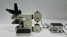 LEITZ WETZLAR ORTHOPLAN Microscopio 100x.50x.40x.10x.4x Lentes del objetivo
