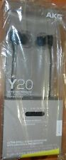 AKG Y20U Lightweight In-Ear Headphone, Black