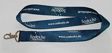 Sodexho Catering & Services Porte-clés Lanyard Neuf (z6)