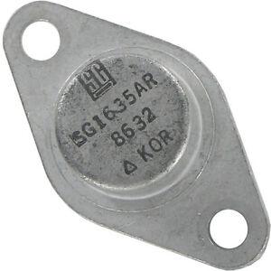 2 St. 1635R + 2 St. 1635AR Silicon general halfbridge driver Neuware Altbestand