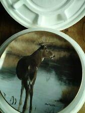 """Dawn Patrol"" Pride of the Wilderness Danbury Mint. Plate # E6845"
