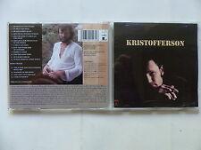 CD Album KRIS KRISTOFFERSON Kristofferson 501543 2 Country