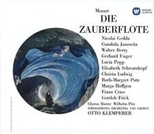 Otto Klemperer - Mozart: Die Zauberflote (The Magic Flute) (NEW 2CD)