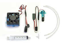 Malfunctional Watercooled Radiator System DIY Model Heat Dissipation Mini Combo