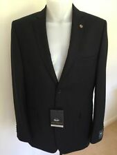 Two Button Long Single Striped Suits & Tailoring for Men