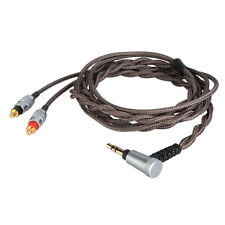 Replacement Headphones Cable Line for Ath-Sr9/Esw750/Esw950/Es7 70H/990H A2Dc