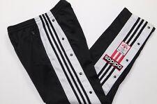 Adidas Santiago Vintage Trainingsanzug Bottoms, Poppers unten, Retro, D4, Größe: Medium