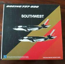 JC Wings 1/200 Boeing 737-500 Southwest airlines shamu N501SW last one