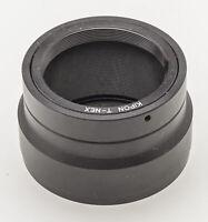 Objektivadapter Adapter T2 / Sony NEX Adapter