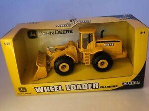 ERTL JOHN DEERE  Wheel Loader 1/50 37013 Construction Die Cast Metal