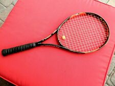 Wilson Burn 100 LS Tennis Racquet  - 4 1/4 with cover