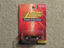 Johnny Lightning Shelby Cobra 427 Black 1:64 Scale MOC 1999