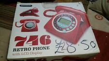 746 retro phone with LCD display