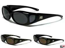 Barricade Polarized Fit-Over Glasses Sunglasses UV400