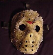 Jason Creation Station Friday 13th ICED X  Hockey MASK HALLOWEEN HORROR Replica