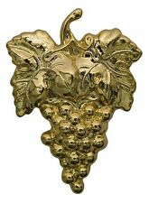 Spilla Grand Sommelier Vino Grappolo Uva Wine Steward Pin Brooch Grapes