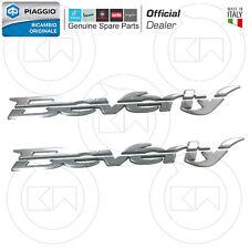 Targhetta scritta adesiva laterale Piaggio Beverly Sport Touring 350 2011-2014