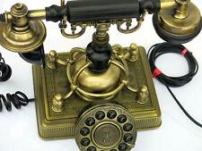 altes Telefon Antik 100%Funktion Old Telephone Luxus Phone Hotel