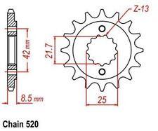 KR Ritzel 15Z Teilung 520 KAWASAKI ER 500 Twister 97-06 New... front sprocket