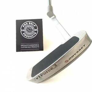 """Odyssey TriForce 3 34.25"""" Putter with Golf Pride New Decade Grip"""