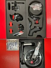 SRAM Red eTap AXS 2X Electronic Wireless Bike Cycle Groupset POWER METER