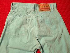 EUC - RRP $349 - Womens Stunning Diesel 'FELLOW' Light Blue Pants Jeans Size 30