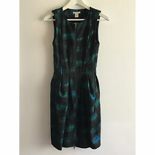 H&M PLEATED DRESS - Size UK10/US6/EUR36