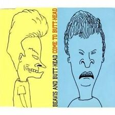 Beavis and Butt-Head Come to butt-head [Maxi-CD]