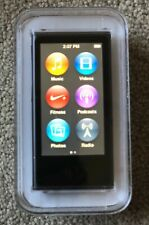 Apple iPod nano 7th Generation Space Gray 16GB Factory Reset A1446