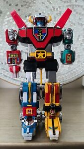 Voltron GOLION D Y&K 1981 Diecast Robot