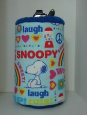 SNOOPY Eyeglass Case Holder Stand up style Xmas Gift Eyeglass Holder Woodstock