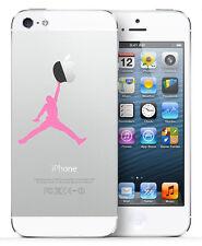 >> 2x AIR JORDAN DECAL STICKER VINYL  FOR iPhone 4 4s  5 5s  6 6s  7 8+ X XS <<