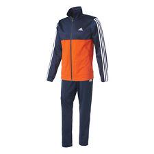 Adidas Uomo Allenamento Fitness completo Vback 2 Bas 3s Tuta 7