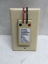 Leviton Decora 6326 Interflash Voltage Actuated Transmitter (Ivory)