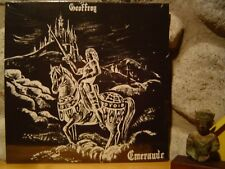 EMERAUDE Geoffroy LP/1981 France/Melancholic Progressive Folk Rock/Guitar/Synth