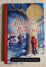Miracles on Maple Hill by Virginia Sorensen - John Newbery Medal Book