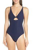 Tory Burch Palma One Piece Swimsuit $198 Size XS # U8 347 NEW