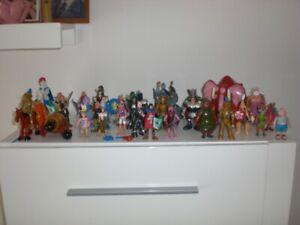 Spielfiguren von Disney Heroes Famosa