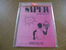 ** Atari 400/800/XL/XE Disk - Saper by KE-Soft - Superb! **