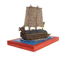 Korean WarShip Turtle ship,Armored Battleship Model, Yi Sun-sh-Hand Made.