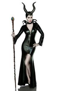 Mistress of Evil Kostüm 80014, 3-teiliges Faschingskostüm von Mask Paradise