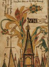 Viking Norse Mythology God Eikthyrnir Heidrun Valhalla 7x5 Inch Print