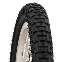 Schwinn Knobby Bike Tire with Kevlar Black 20 x 2.12-Inch New